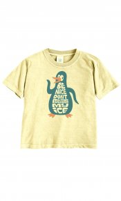 Penguin on Toddler/Youth Organic Tee