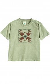 We Are The Future on Toddler/Youth Organic Tee