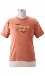 North Carolina Map Dirt Shirt