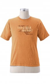 Virginia Map Dirt Shirt
