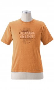 Alabama Map Dirt Shirt