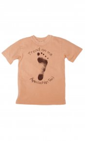 AT Baby Steps on Toddler/Youth Organic Tee