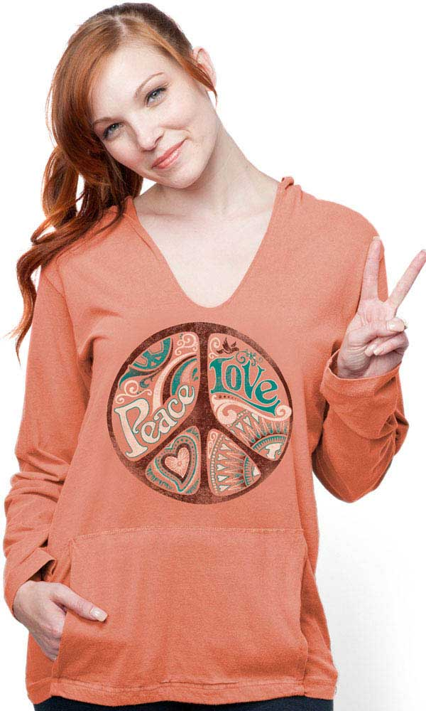 Party Peace on Harmony Hoody