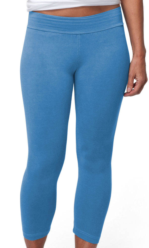 Lotus Crop Legging