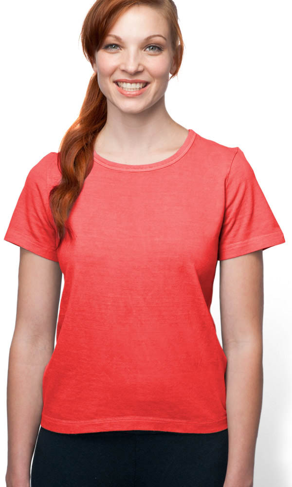 Organic Cotton Ladies Tee