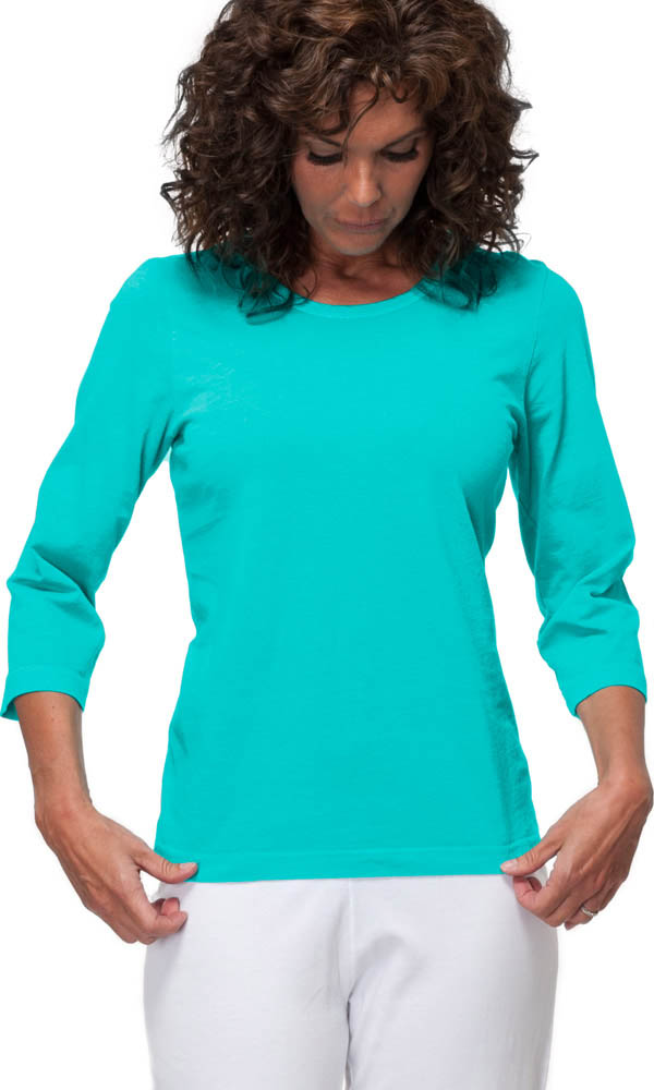 3/4 Sleeve Ladies Tee