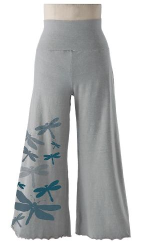 Dancing Dragonflies on Dharma Pant