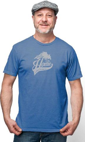 Going to the Lake on USA Made Men's Tee
