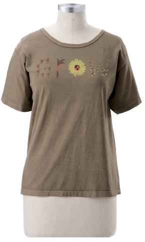 GROW on Ladies Short Sleeve Tee