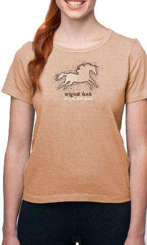 Original 4x4 on Organic Cotton Ladies Tee