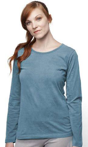 Ladies Organic LS Tee