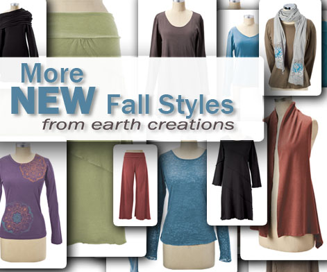 Earth Creations Organic Clothing